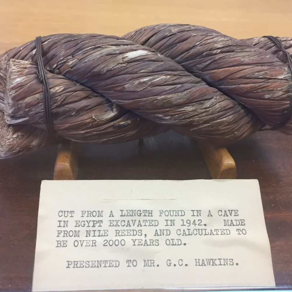 EGYPTIAN ROPE