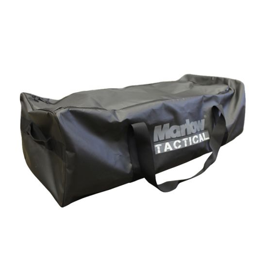 Fast rope bag for web